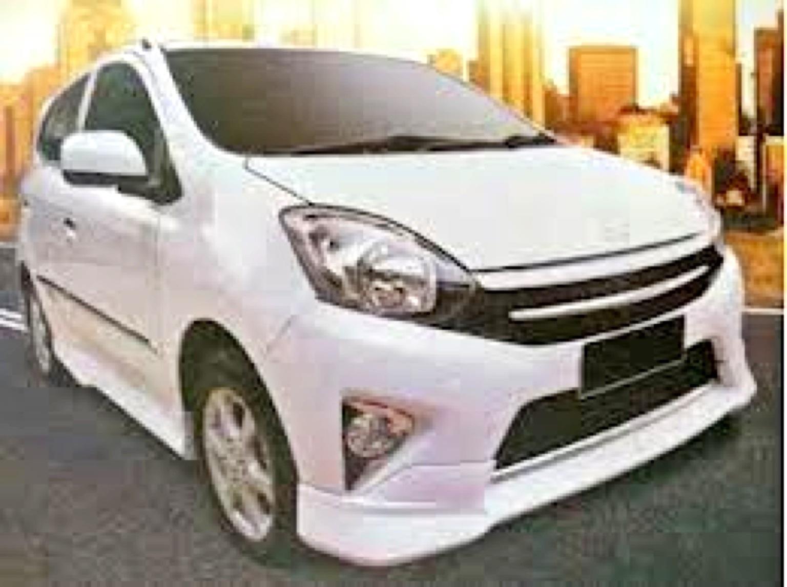 Toyota dan Daihatsu kali ini namanya Toyota Agya dan Daihatsu Alya
